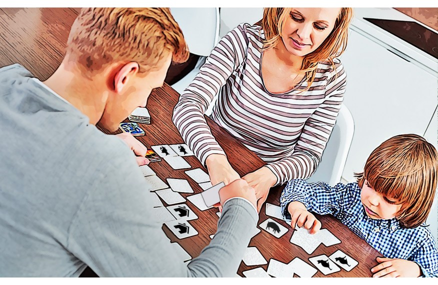 13 tips om het geheugen van je kind te stimuleren