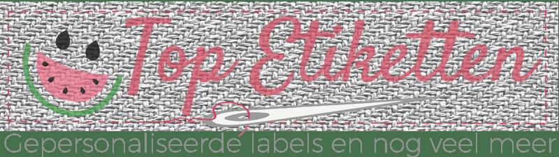 Top Etiketten logo